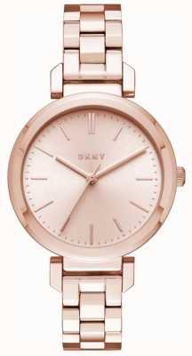 DKNY Womens ellington bracelet en acier inoxydable NY2584