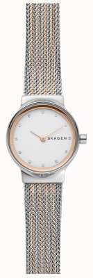 Skagen Womens freja bracelet en acier inoxydable SKW2699