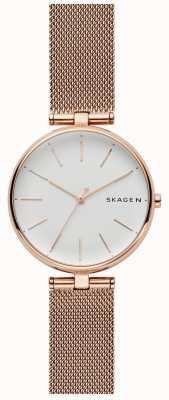 Skagen Womens signatur bracelet en acier inoxydable SKW2709