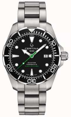 Certina Hommes DS Action Diver 43 mm Powermatic 80 C0324071105102