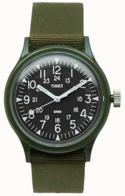 Timex Womens mk1 36mm bracelet en nylon montre TW2P88400