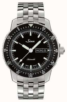 Sinn 104 st sa i montre pilote classique en acier inoxydable bracelet 104.010 BRACELET