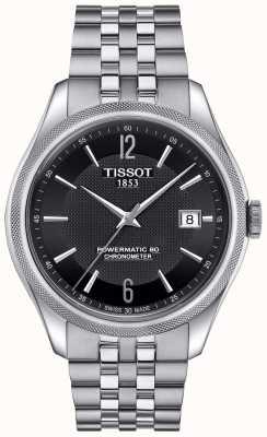 Tissot Bracelet acier ballade powermatic 80 pour homme T1084081105700