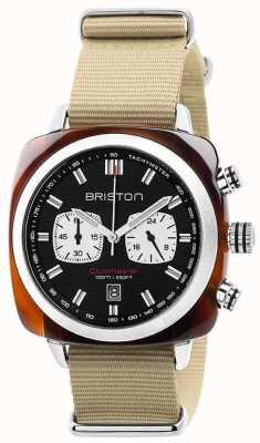 Briston Bracelet de safari clubmaster sport 18142.PBAM.TSS.5.NK