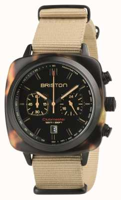 Briston Sangle beige clubmaster sport safari 18142.PBAM.TSS.5.NK