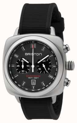 Briston Clubmaster sport noir caoutchouc gris mat 16142.S.SP.17.RB