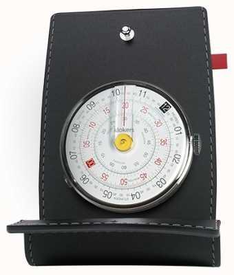Klokers Klok 01 bureau de la montre jaune et poche KLOK-01-D1+KPART-01-C2