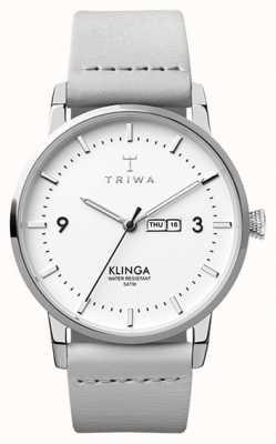 Triwa Neige klinga gris clair TR.KLST109-CL111512