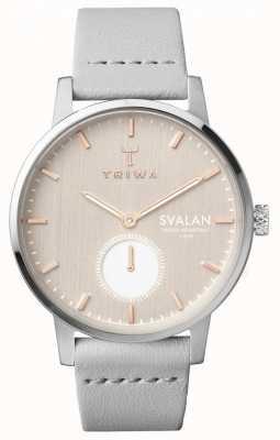 Triwa Womens blush svalan gris clair super slim TR.SVST102-SS111512