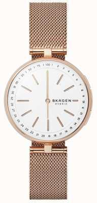 Skagen Cadran connecté à une montre intelligente signatur SKT1404