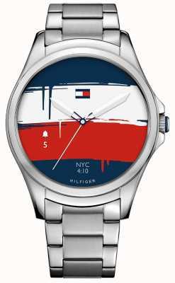 Tommy Hilfiger Unisexe bluetooth android porter smartwatch 1791405
