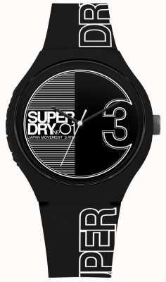 Superdry Imprimé Urban xl fusion mat noir blanc SYG239BW