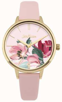 Cath Kidston Cadran rose montre floral cadran floral CKL050PG