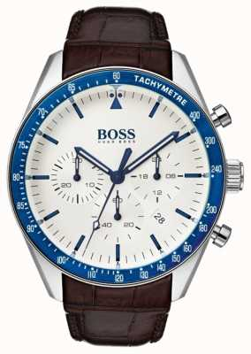 Hugo Boss Cadran blanc pour homme 1513629