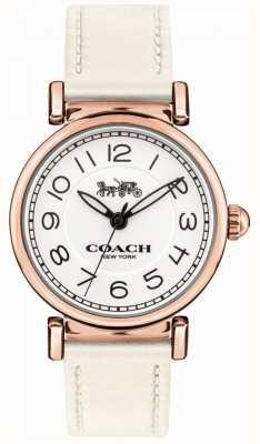 Coach Mesdames madison crème sangle 14502862