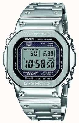 Casio G-shock édition limitée radiocommandée bluetooth solaire GMW-B5000D-1ER