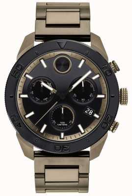 Movado Bracelet chronographe de sport à bracelet ip-bold 3600513