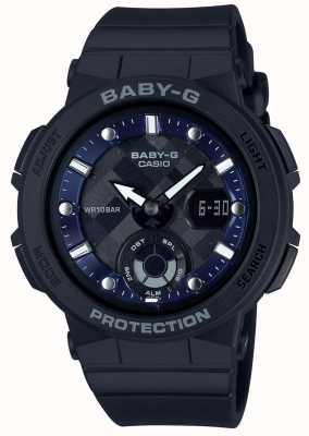 Casio Baby-g, sangle noire, plage, voyageur BGA-250-1AER