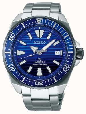 Seiko Édition spéciale Prospex save the ocean SRPC93K1