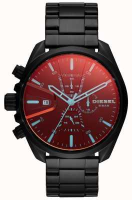 Diesel Cadran chronographe en verre irisé pour homme DZ4489