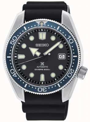 Seiko Hommes prospectex automatique divers montre noir SPB079J1