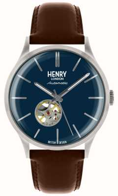 Henry London Mens henry london heritage automatique HL42-AS-0277