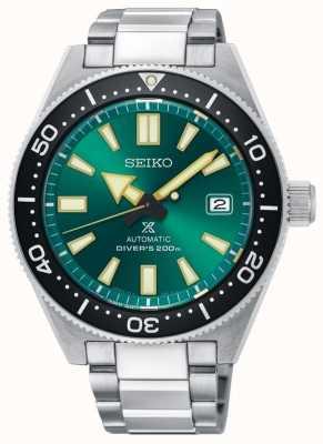 Seiko Prospex green edition limitée divers 200m acier automatique SPB081J1