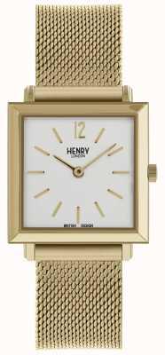 Henry London Maille carrée en or HL26-QM-0266