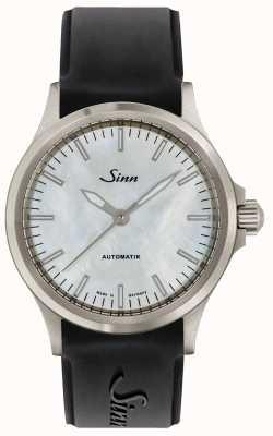 Sinn 556 i nacre w bracelet en silicone 556.0102 SILICONE