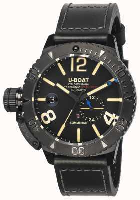 U-Boat Sommerso 46 dlc montre automatique 9015
