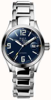 Ball Watch Company Ingénieur iii légende affichage de la date de cadran bleu automatique NL1026C-S4A-BEGR
