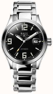 Ball Watch Company Ingénieur iii légende automatique cadran noir jour et date d'affichage NM2126C-S3A-BKGR