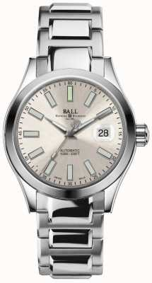 Ball Watch Company Engineer ii Marvelight affichage automatique de la date du cadran champagne NM2026C-S6-SL