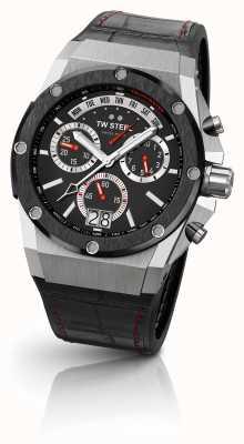 TW Steel Ace genesis édition limitée mens ace 102 chronographe noir ACE102