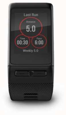 Garmin Vivoactive smartwatch hr noir très grand 010-01605-01