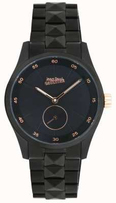 Jean Paul Gaultier Bracelet noir femme Garcon manque JP8505204