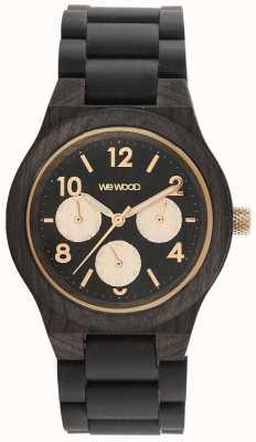 WeWood Kyra montre en rose noire 70371313000