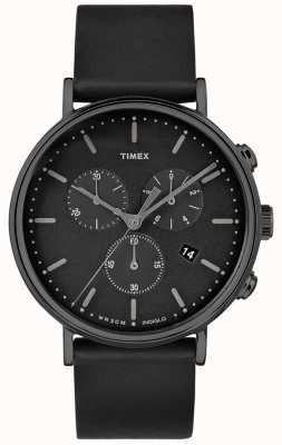 Paiement sans contact Timex Fairfield TW2T11300UK