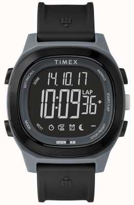 Timex Montre Iron Man Essential Black Fast Wrap TW5M19300SU