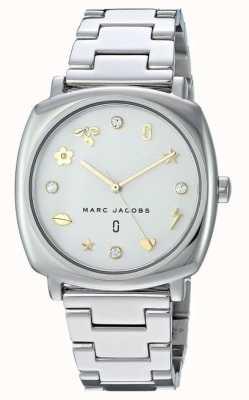 Marc Jacobs Femme classique marc jacobs montre classique ton or MJ3572