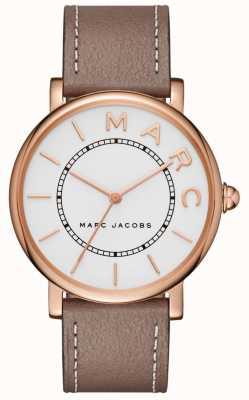 Marc Jacobs Montre classique marc jacobs femme en cuir gris MJ1533