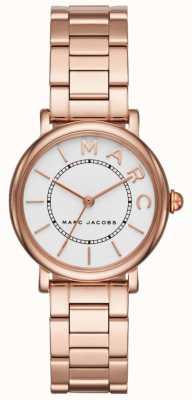 Marc Jacobs Montre classique marc jacobs pour femme, ton doré rose MJ3527