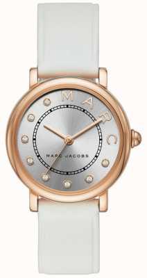 Marc Jacobs Montre classique marc jacobs femme en cuir rouge MJ1634