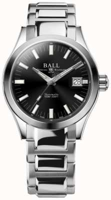 Ball Watch Company Engineer M Marvelight 40 mm cadran noir en acier inoxydable NM2032C-S1C-BK