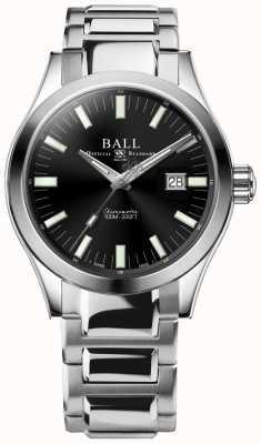 Ball Watch Company Ingénieur m Marvelight 43mm cadran noir NM2128C-S1C-BK