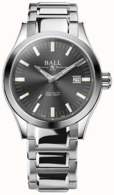 Ball Watch Company Cadran gris de 43mm avec ingénieur NM2128C-S1C-GY