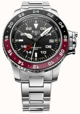 Ball Watch Company Engineer Hydrocarbon Aerogmt II 42mm cadran noir DG2018C-S3C-BK