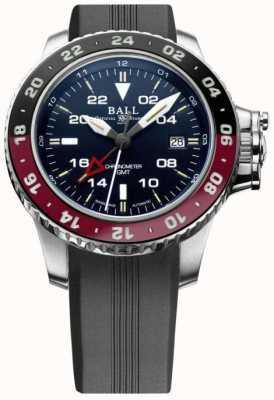 Ball Watch Company Ingénieur hydrocarbure aérogmt ii cadran bleu 42mm DG2018C-P3C-BE