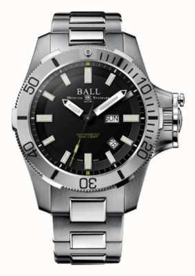 Ball Watch Company Ingénieur hydrocarbure 42mm en céramique de guerre sous-marine DM2236A-SCJ-BK