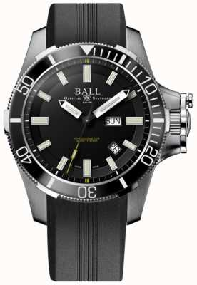 Ball Watch Company Céramique de guerre sous-marine de 42 mm DM2236A-PCJ-BK